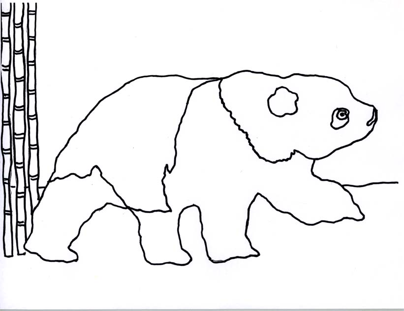 coloring pages of pandas - baby animals pictures wallpaper with their mothers names