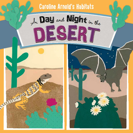 A Day and Night in the Desert cover