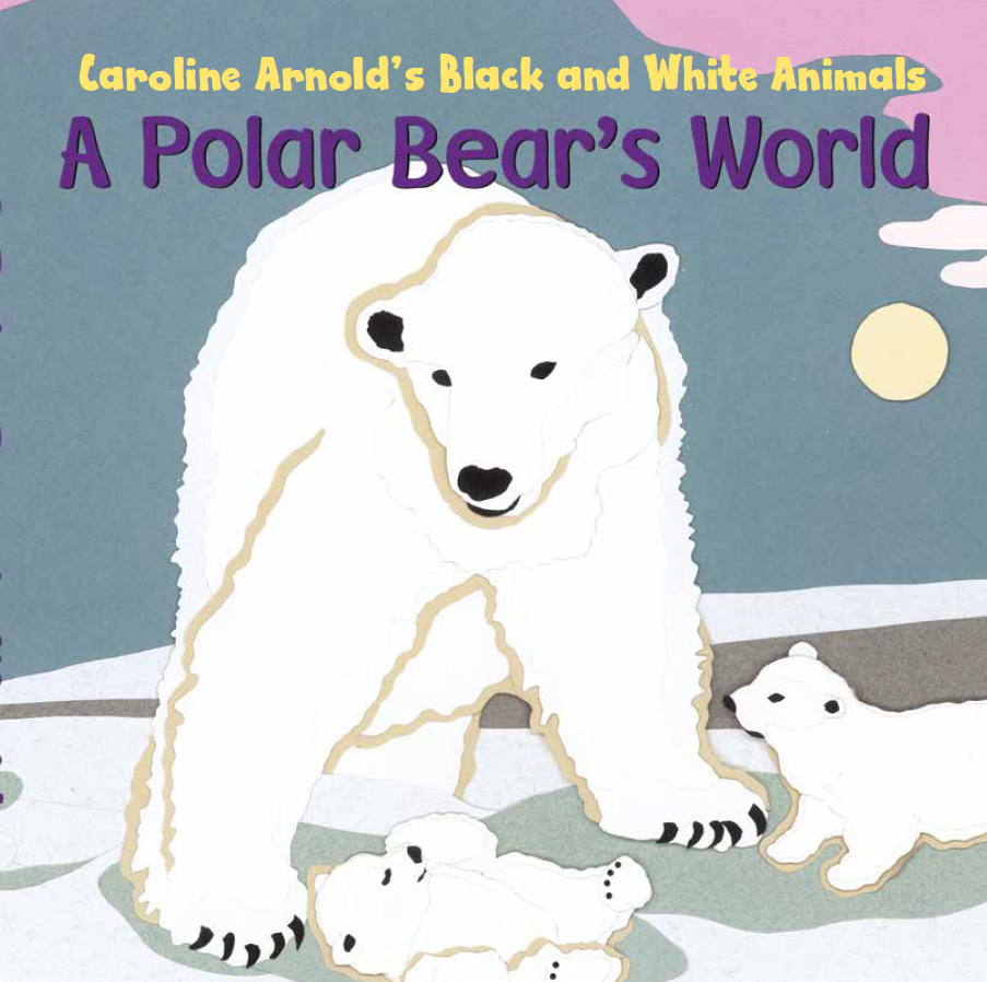 A Polar Bear's World board cover