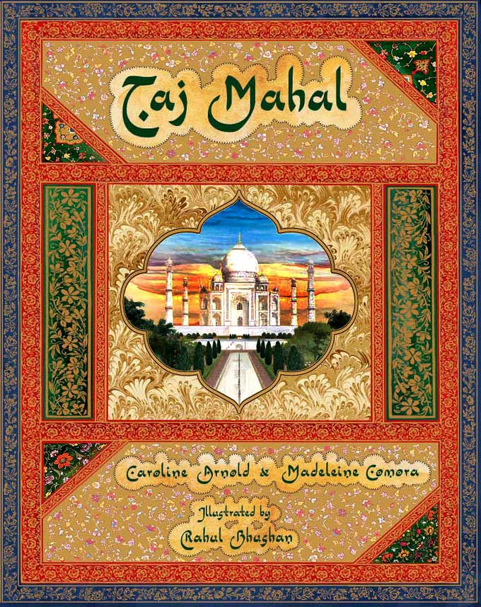 Taj Majal book cover